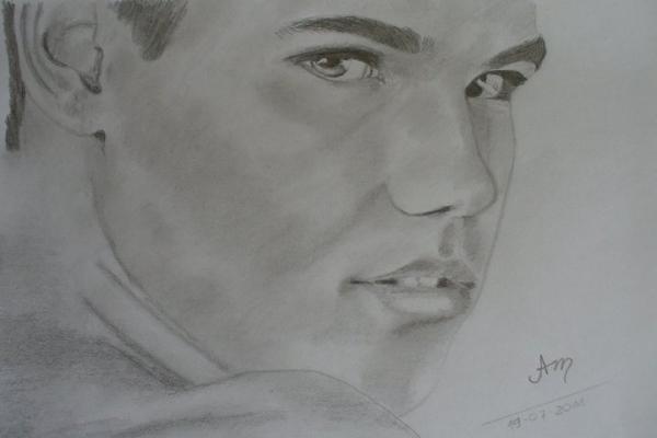 Taylor Lautner by vasy